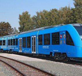 Όσο εμείς περιμένουμε το «Ασημένιο Βέλος», στη Γερμανία έχουν τρένα που κινούνται με υδρογόνο! - Κυρίως Φωτογραφία - Gallery - Video