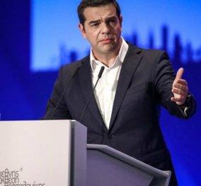 Αλέξης Τσίπρας στην Ευρω-Αραβική Σύνοδο: «Γινόμαστε ξανά ελκυστικός προορισμός για επενδύσεις - Η ανάπτυξη θα φτάσει το 2,5% το 2019» - Κυρίως Φωτογραφία - Gallery - Video