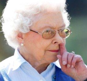 Ξύνει τη μύτη της η Ελισάβετ, φάνηκε το σουτιέν της Μέγκαν: 9 κλικ που έπιασε ο φακός τους βασιλιάδες σε αμήχανη στιγμή (Φωτό) - Κυρίως Φωτογραφία - Gallery - Video