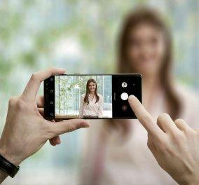 Νέα Samsung: Galaxy 9 smartphone με την πρώτη παγκοσμίως τετραπλή κάμερα & το Galaxy A7 με επαναστατική τριπλή κάμερα  - Κυρίως Φωτογραφία - Gallery - Video