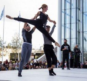 Good News: «Λίμνη των Κύκνων» χόρεψε η ΕΛΣ για την Παγκόσμια Ημέρα Μπαλέτου (Φωτό) - Κυρίως Φωτογραφία - Gallery - Video