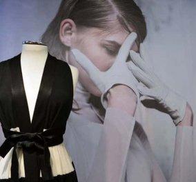 Made in Greece η Ioanna Kourbela: Τέχνη & φύση πηγές έμπνευσης στις δημιουργίες με δέρμα, χειροποίητο κέντημα της νέας συλλογής «Ο Απόηχος των Τόξων» - Κυρίως Φωτογραφία - Gallery - Video