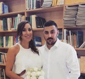 Ο Τριαντάφυλλος Παντελίδης  παντρεύτηκε την αγαπημένη του & περιμένουν το πρώτο τους παιδάκι (φώτο)  - Κυρίως Φωτογραφία - Gallery - Video