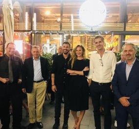 Τι έκανε ο Κώστας Μπακογιάννης με τον Άκη Πετρετζίκη στο Ισραήλ; Φώτο  - Κυρίως Φωτογραφία - Gallery - Video