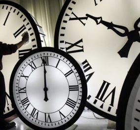 Αναρωτιέστε τι θα γίνει με την αλλαγή της ώρας; - Δείτε τι θα ισχύσει - Κυρίως Φωτογραφία - Gallery - Video