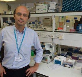 Η ομάδα του Έλληνα αιματολόγου, Αναστάσιου Καραδημήτρη, ανέπτυξε νέα ανοσοθεραπεία κατά του καρκίνου - Κυρίως Φωτογραφία - Gallery - Video