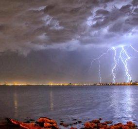 Έκτακτο δελτίο επιδείνωσης καιρού: Έρχονται καταιγίδες και χαλαζοπτώσεις - Τι να προσέχουμε - Κυρίως Φωτογραφία - Gallery - Video