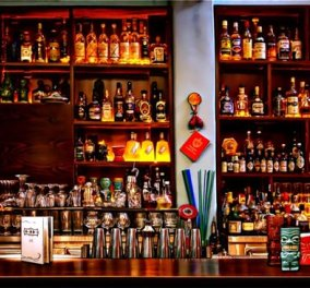 Good News! Δύο ελληνικά μπαρ της Αθήνας ανάμεσα στα 50 καλύτερα του κόσμου - Κυρίως Φωτογραφία - Gallery - Video