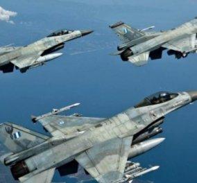 Στρατιωτική παρέλαση Θεσσαλονίκης: Σκορπά ρίγη συγκίνησης το μήνυμα του πιλότου F-16 στους Έλληνες (Βίντεο) - Κυρίως Φωτογραφία - Gallery - Video