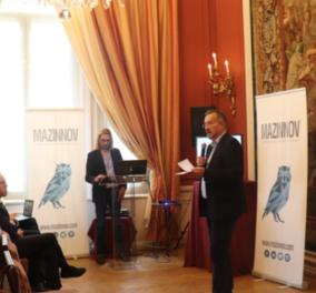 Mazinnov: Ελληνογαλλικό δίκτυο καινοτομίας η πως η Γαλλία στηρίζει Ελληνικές startups με τα δικά της παραδείγματα   - Κυρίως Φωτογραφία - Gallery - Video