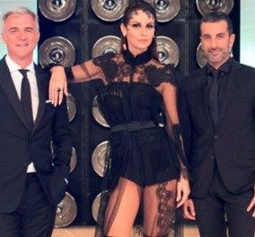 Αργυρόπουλος σε παίκτρια του My Style Rocks: Εδώ μαθαίνουμε τους τηλεθεατές πως να ντύνονται & όχι πως να γδύνονται - Κυρίως Φωτογραφία - Gallery - Video