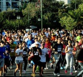 Good News: Άρχισαν οι εγγραφές για τον 32ο Γύρο της Αθήνας - Θα τρέξουμε στα 5 και στα 10 χλμ. - Κυρίως Φωτογραφία - Gallery - Video