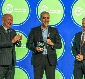 Ο Έλληνας ερευνητής Ιωάννης Ταρνανάς κατέκτησε το κορυφαίο ευρωπαϊκό βραβείο καινοτομίας! Προβλέπει το Αλτσχάιμερ στα 6 χρόνια (Φωτό & Βίντεο) - Κυρίως Φωτογραφία - Gallery - Video