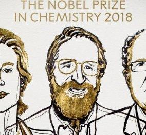Νόμπελ Χημείας: Βραβεύθηκαν τρεις επιστήμονες που έδειξαν τον δρόμο για την καταπολέμηση αυτοάνοσων ασθενειών (Βίντεο) - Κυρίως Φωτογραφία - Gallery - Video