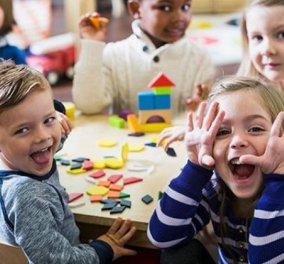 Έρευνα: Τα παιδιά που μένουν στο σπίτι και δεν πάνε σε παιδικό σταθμό έχουν χειρότερη ανάπτυξη από κάθε άποψη - Κυρίως Φωτογραφία - Gallery - Video