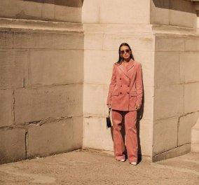 Street Style: Καταπληκτικές ιδέες για γυναικεία σύνολα με σακάκι & παντελόνι για τις πιο σικ εμφανίσεις σας - Φώτο     - Κυρίως Φωτογραφία - Gallery - Video