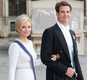Ο γιος του τέως βασιλιά, Πρίγκιπας Παύλος, και η Μαρί Σαντάλ ντύθηκαν Αιγύπτιοι θεοί για το Halloween (Φωτό) - Κυρίως Φωτογραφία - Gallery - Video