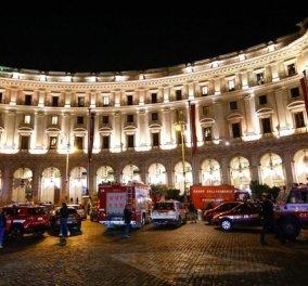 Κατέρρευσε κυλιόμενη σκάλα σε σταθμό μετρό της Ρώμης: Τραυματίστηκαν 24 άνθρωποι, ένας σοβαρά (Φωτό & Βίντεο) - Κυρίως Φωτογραφία - Gallery - Video