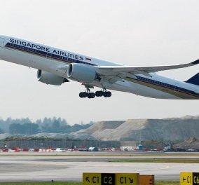 Σιγκαπούρη - Νέα Υόρκη: Αυτή είναι η μεγαλύτερη πτήση του κόσμου - Διαρκεί μόλις... 19 ώρες! (Βίντεο) - Κυρίως Φωτογραφία - Gallery - Video