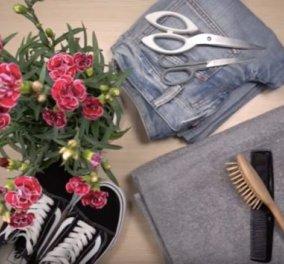 6 tips από τον Σπύρο Σούλη που μπορούν να γίνουν με το μαλακτικό ρούχων σε 1 λεπτό (Βίντεο) - Κυρίως Φωτογραφία - Gallery - Video