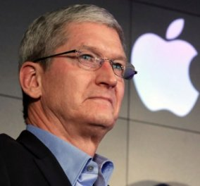 Ο CEO της Apple, Τιμ Κουκ, είναι ευγνώμων στον Θεό που τον έκανε ομοφυλόφιλο (Βίντεο) - Κυρίως Φωτογραφία - Gallery - Video