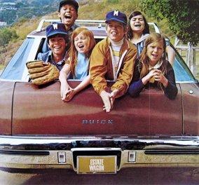 Vintage: 21 υπέροχες εικόνες από τα 60s - Το αυτοκίνητο που ταίριαζε σε όλη την οικογένεια & χωρούσε τα πάντα!   - Κυρίως Φωτογραφία - Gallery - Video