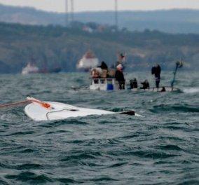 Κως: Δύο νεκροί στο ναυάγιο με τους 30 μετανάστες - Διεσώθησαν τουλάχιστον 17 (Βίντεο) - Κυρίως Φωτογραφία - Gallery - Video