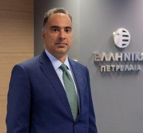 Γιώργος Αλεξόπουλος: «Ο Ενεργειακός Μετασχηματισμός στον πυρήνα του στρατηγικού σχεδιασμού του Ομίλου ΕΛΠΕ»  - Κυρίως Φωτογραφία - Gallery - Video