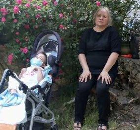 Έχασε την μάχη για την ζωή το κοριτσάκι που του δάγκωσε τα χείλη η μητέρα του επειδή έκλαιγε! - Κυρίως Φωτογραφία - Gallery - Video