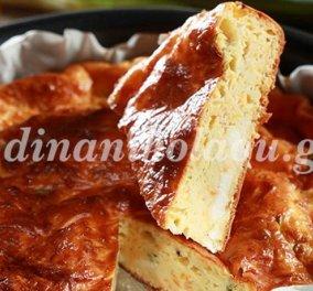 Κουρκωτό με καρότα & φέτα: Συνταγή με παράδοση από τη Φθιώτιδα από την Ντίνα Νικολάου - Κυρίως Φωτογραφία - Gallery - Video