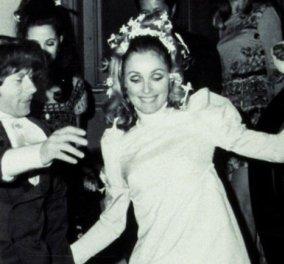 Το νυφικό της Σάρον Τειτ πουλήθηκε 56.000 δολάρια σε δημοπρασία - Κυρίως Φωτογραφία - Gallery - Video