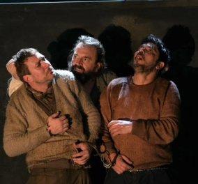 «Οδός Αβύσσου, αριθμός 0» του Μενέλαου Λουντέμη στο Θέατρο «OLVIO» - Κυρίως Φωτογραφία - Gallery - Video
