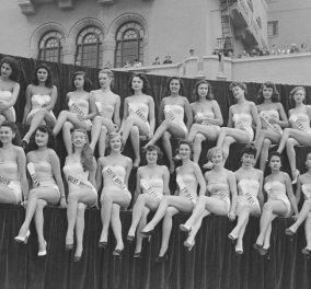 Vintage pics: Τα πρώτα καλλιστεία Miss Universe το 1952 και η 17χρονη νικήτρια Armi Kuusela - Κυρίως Φωτογραφία - Gallery - Video