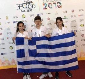 Με δύο ελληνικές ομάδες να κατακτούν την 4η θέση στην παγκόσμια κατάταξη έληξε ο φετινός Τελικός της Ολυμπιάδας Εκπαιδευτικής Ρομποτικής (φωτό) - Κυρίως Φωτογραφία - Gallery - Video
