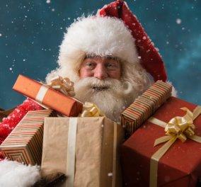 Αναμνηστική Σειρά Γραμματοσήμων 2018! Γράμματα στον Αϊ Βασίλη, διαβάζει όσα του ταχυδρόμησαν με Χριστουγεννιάτικα δώρα    - Κυρίως Φωτογραφία - Gallery - Video