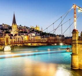 Ονειρική Lyon: H τρίτη μεγαλύτερη πόλη της Γαλλίας  - Προορισμός με αρχιτεκτονική & νόστιμο φαγητό    - Κυρίως Φωτογραφία - Gallery - Video
