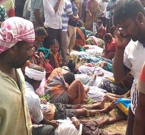 Τραγικό τροχαίο στην Ινδία: Λεωφορείο έπεσε σε ποτάμι - Δεκάδες παιδιά ανάμεσα στους 28 νεκρούς (φωτό-βίντεο) - Κυρίως Φωτογραφία - Gallery - Video