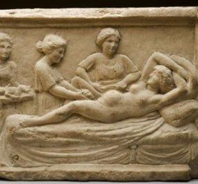 Greek Mythos: Ειλείθυια - Η άγνωστη θεά του τοκετού, βοηθούσε τις γυναίκες να γεννήσουν & έριχνε βέλη στις επίτοκες για να μην πονάνε! - Κυρίως Φωτογραφία - Gallery - Video