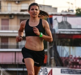 Top Woman η Ελευθερία Πετρουλάκη: Τερμάτισε πρώτη στον Μαραθώνιο της Αθήνας (Φωτό) - Κυρίως Φωτογραφία - Gallery - Video