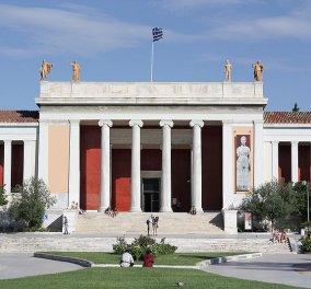 Το Εθνικό Αρχαιολογικό Μουσείο τιμά τον Αυθεντικό Μαραθώνιο της Αθήνας με ελεύθερη είσοδο - Κυρίως Φωτογραφία - Gallery - Video