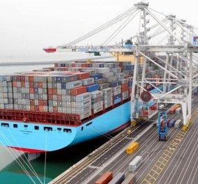 Good news: Ιστορικό νέο ρεκόρ για τις ελληνικές εξαγωγές το 2018 - Κυρίως Φωτογραφία - Gallery - Video