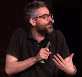 Ετοιμαστείτε να γελάτε δυνατά κάθε Δευτέρα: Το Atlantis Mini Stand up Comedy Festival είναι εδώ - Κυρίως Φωτογραφία - Gallery - Video