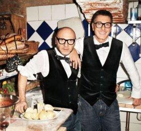 Διαφήμιση ακυρώνει το ντεφιλέ των Dolce & Gabbana  - Κυρίως Φωτογραφία - Gallery - Video