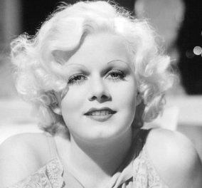 Τζιν Χάρλου: Η πρώτη ξανθιά σεξοβόμβα του Χόλιγουντ που πέθανε στα 26 της (φωτό) - Κυρίως Φωτογραφία - Gallery - Video