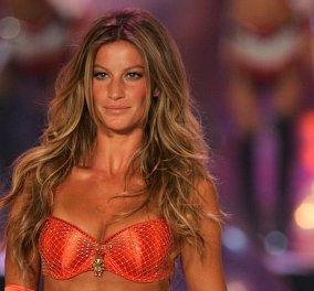 Η Ζιζέλ αποκαλύπτει για την αποχώρησή της από τη «Victoria's Secret»: «Δεν ήθελα να περπατάω σχεδόν γυμνή στην πασαρέλα» (Φωτό) - Κυρίως Φωτογραφία - Gallery - Video