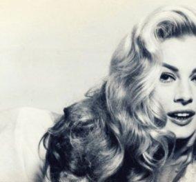 Aνίτα Έκμπεργκ: Η καλλονή ηθοποιός που βούτηξε στην Φοντάνα Ντι Τρέβι - Η αιώνια μούσα του Φελίνι και η θεά της «Dolce Vita» (φωτό) - Κυρίως Φωτογραφία - Gallery - Video