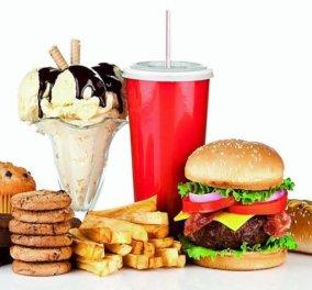 Καμπανάκι κινδύνου από επιστημονική έκθεση: «Ό,τι τρώμε, μας σκοτώνει» - 1 στους 5 θανάτους οφείλεται στην κακή διατροφή - Κυρίως Φωτογραφία - Gallery - Video