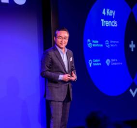 Samsung Mobile Summit: Η κινητή οικονομία δημιουργεί νέες ευκαιρίες για τις επιχειρήσεις  - Κυρίως Φωτογραφία - Gallery - Video