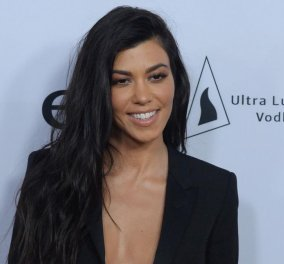 Η Kourtney Kardashian σε ολόγυμνη φωτογράφιση - Κυρίως Φωτογραφία - Gallery - Video