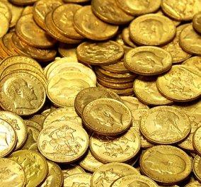 ΤτΕ: Έτσι αγοράζετε και πουλάτε νόμιμα ράβδους χρυσού, λίρες και νομίσματα - Κυρίως Φωτογραφία - Gallery - Video